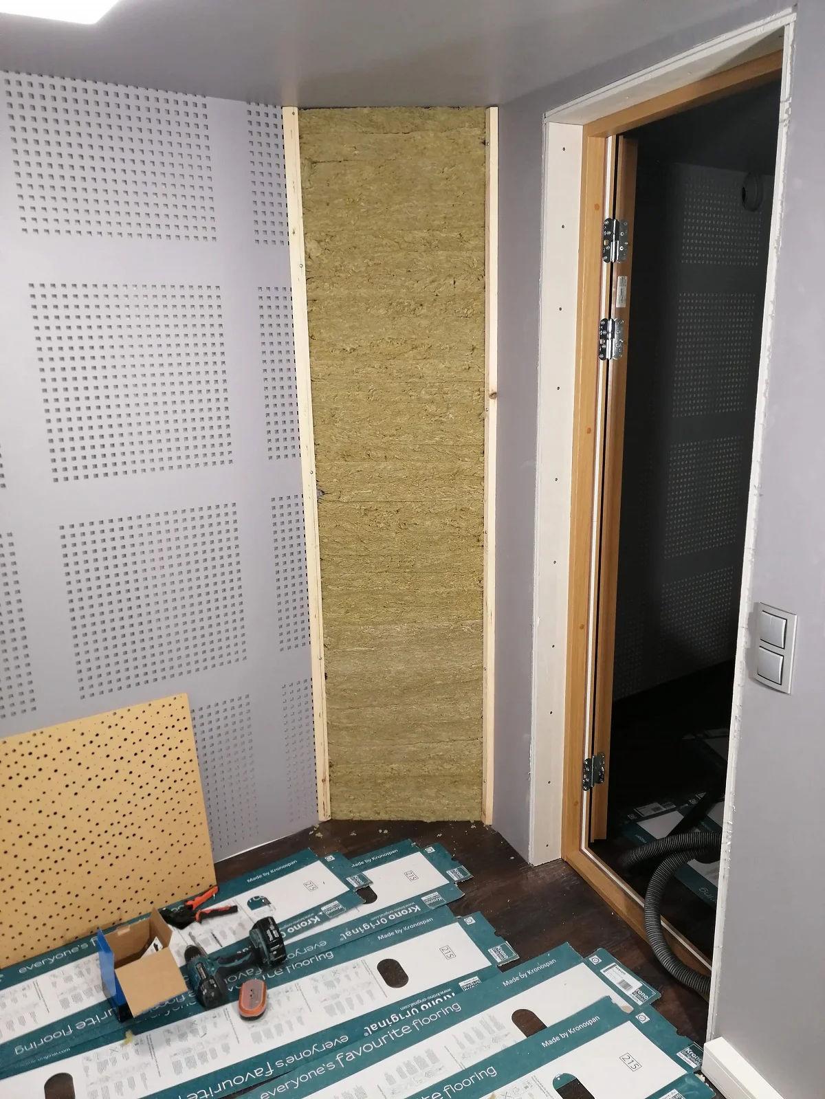 Muusika studio ehitamine foto 13