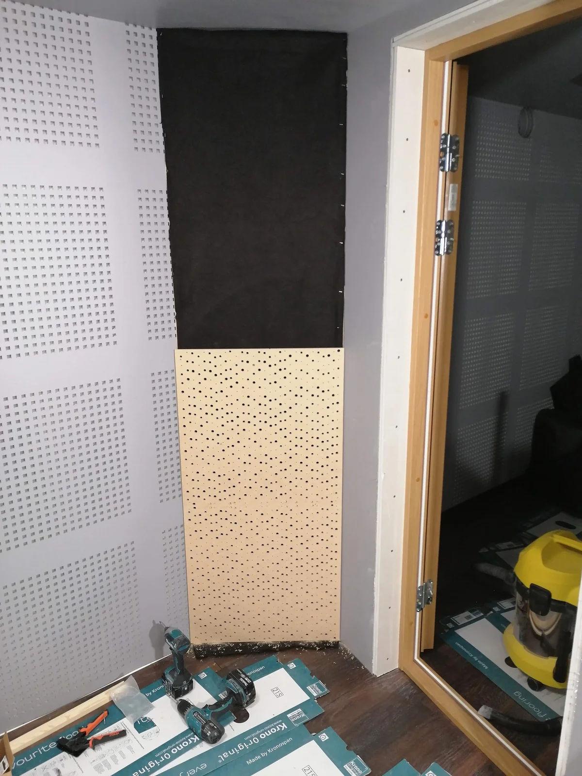 Muusika studio ehitamine foto 15