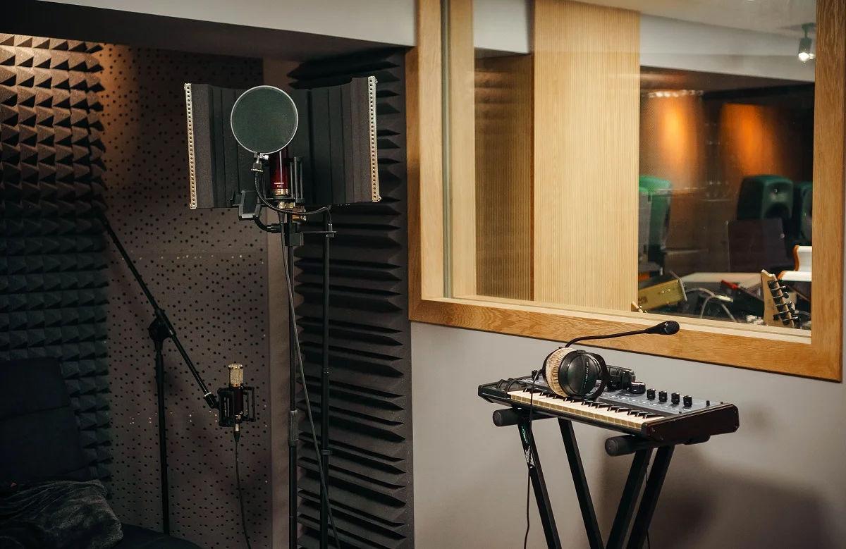 Muusika studio ehitamine foto 2