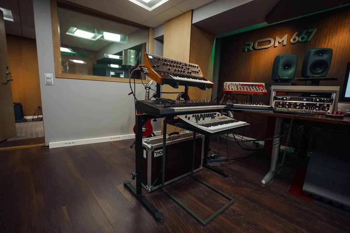 Muusika studio ehitamine foto 4