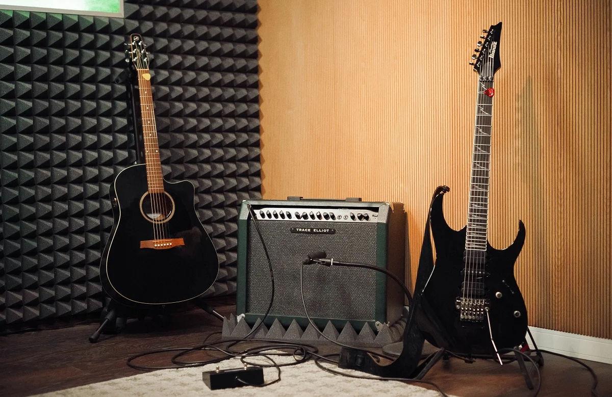 Muusika studio ehitamine foto 5