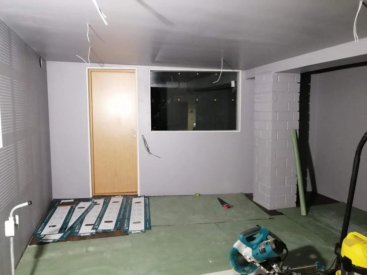 Muusika studio ehitamine foto 6