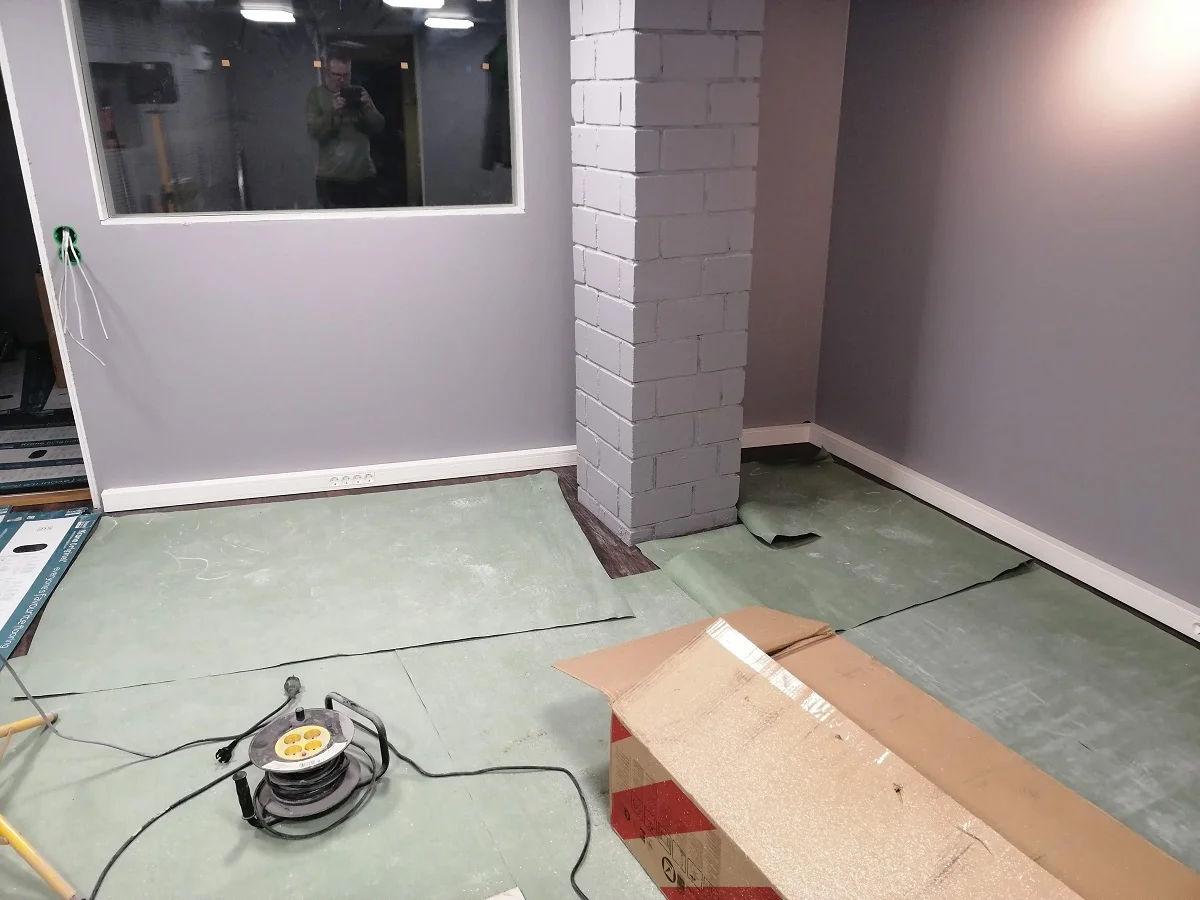 Muusika studio ehitamine foto 9