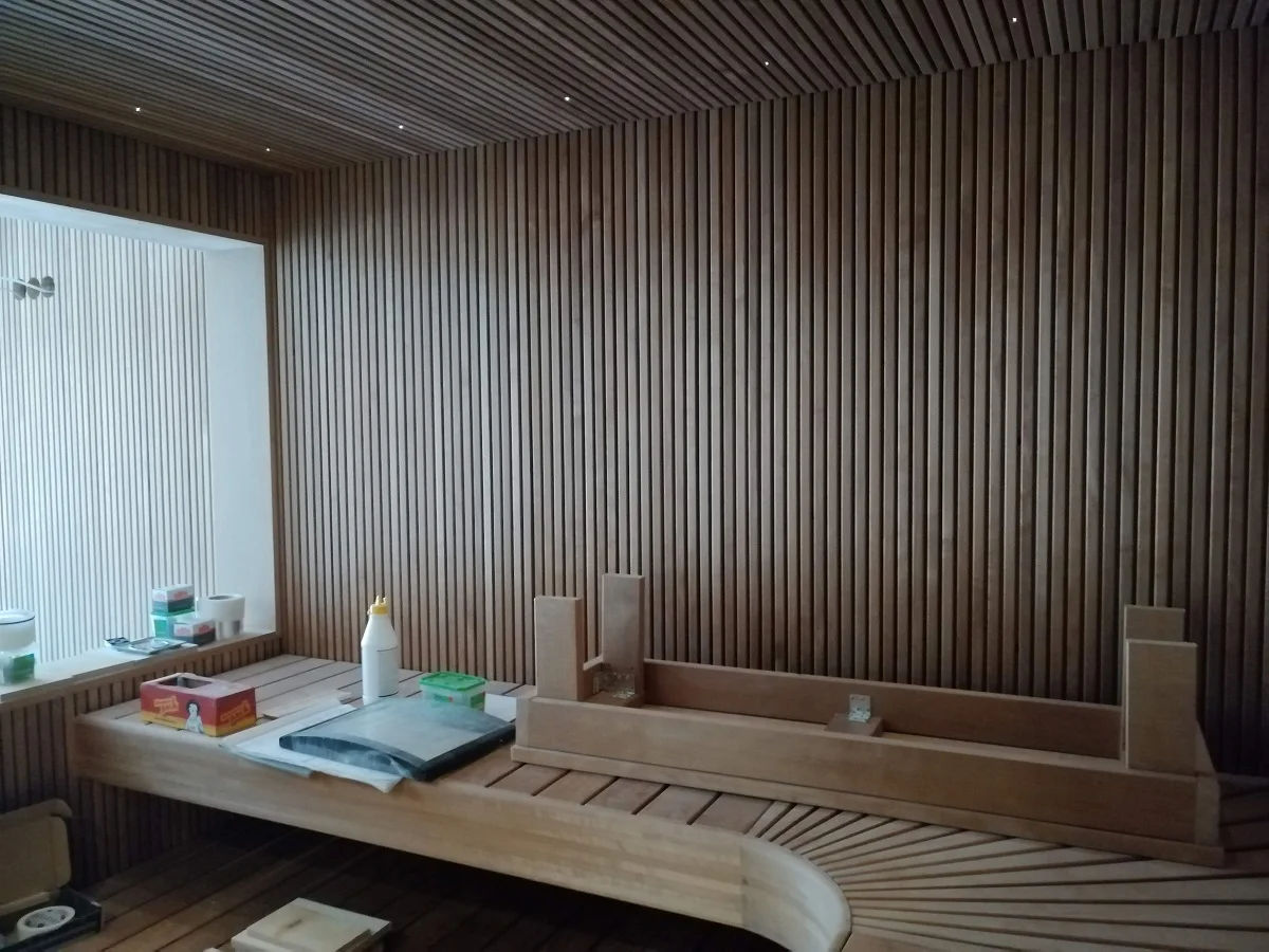 Sauna ehitamine eramajas   LevelTen foto 11