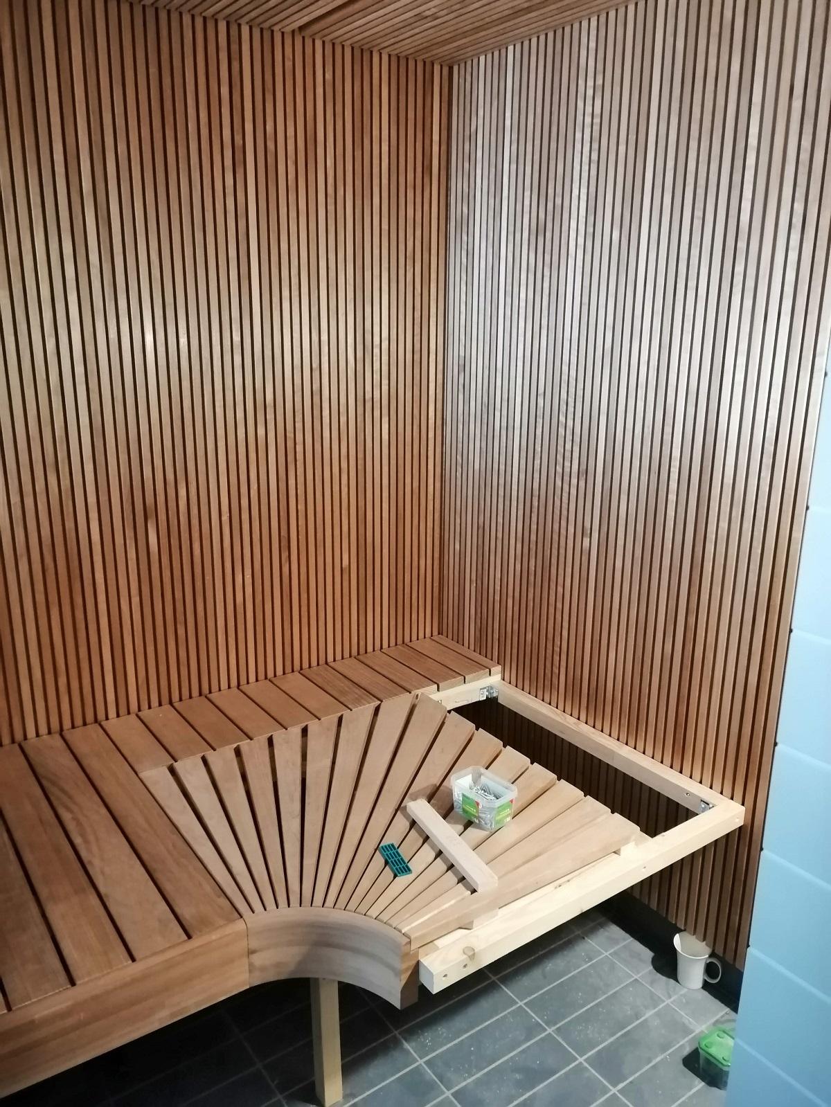 Sauna ehitamine eramajas   LevelTen foto 2