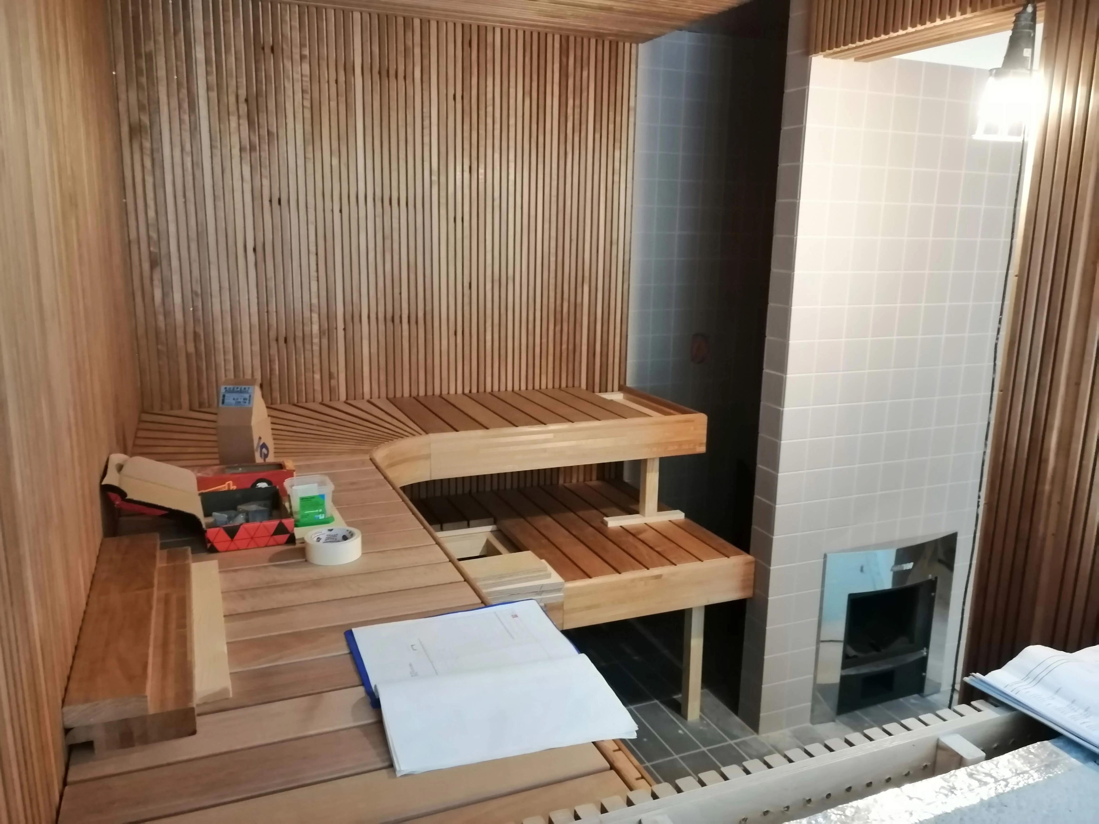 Sauna ehitamine eramajas   LevelTen foto 4