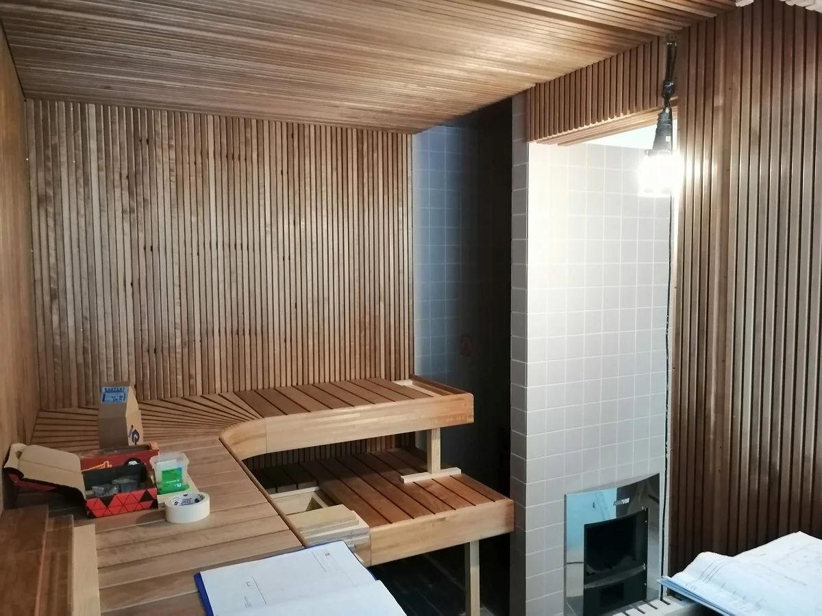 Sauna ehitamine eramajas   LevelTen foto 5